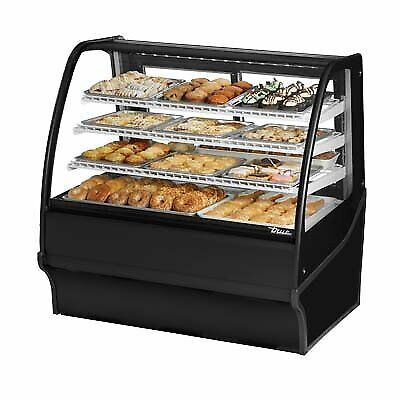 True Tdm-dc-48-gege-s-s 48 Non-refrigerated Bakery Display Case