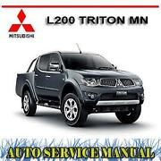 Mitsubishi Triton Manual