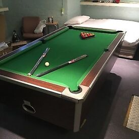Selling a pool table (must go)
