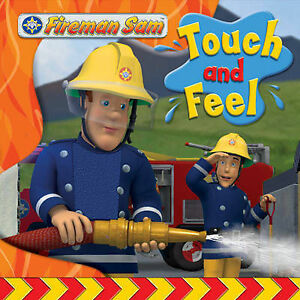 Good, Fireman Sam Touch and Feel, VARIOUS, Book