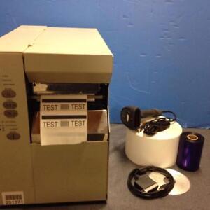 Imprimante a étiquettes Zebra 105, avec ''Kit de Départ'' (371)