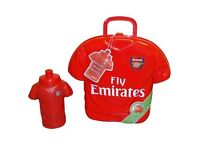 Football themed lunch boxes