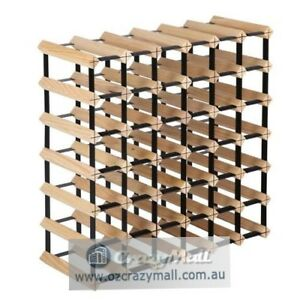 Timber Bottle Storage Wine Rack Stand Mosman Mosman Area Preview