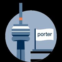 Porter Airlines tickets from Toronto -> New York - Newark