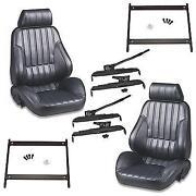 Mustang Seat Bracket
