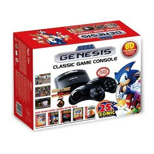 Sega genesis plug and play 80 jeux NEUF