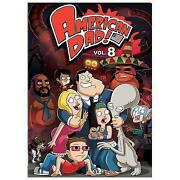 American Dad DVD