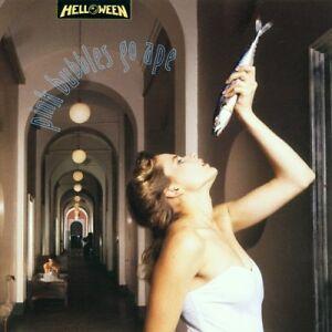 Helloween pink bubbles go ape lp vinyl record mint 90s metal
