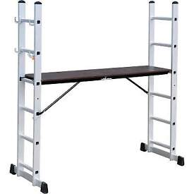 Platform ladder brand new