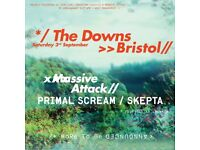 Massive Attack - Clifton Downs Bristol