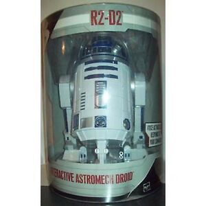 Star Wars Interactive R2D2 Astromech Droid Robot(Discontinued)
