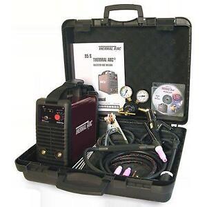 Victor Thermal Arc 120 Volt Amp Stick/TIG Package