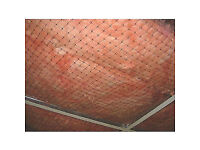 Insulation Support Netting 200m2 Cost £58.35