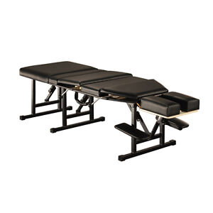 Portable Chiropractic Table + Adjustable + Arena 120 + High Quality + Warranty