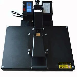 10V 16X24 inch Flat Heat Press Machine Digital Display #110202