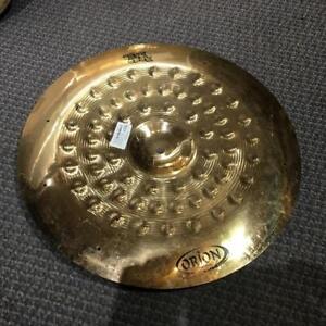Orion cymbale china 18 rage base