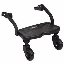 REDUCED PRICE £25-BNIB Buggy board, My child on board, for stroller, pram, pushchair board