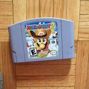 Mario party 2 for N64