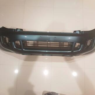 CHEAP 4 X 4 FRONT & REAR BUMPERS