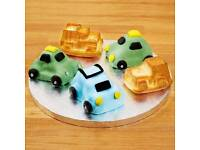Toy Car Cake Mould