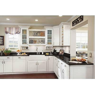Assembled Kitchen Cabinets EBay