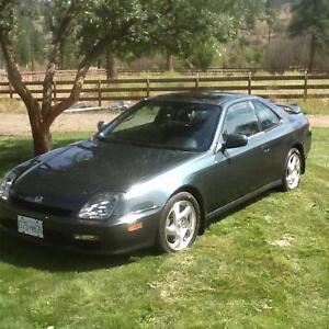 Rare Honda Prelude