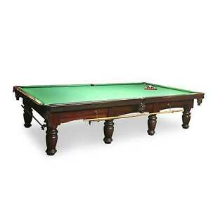 Dufferin Executive 6 x 12 Snooker Table