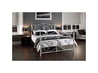 King size bed frame. Message me via gumtree