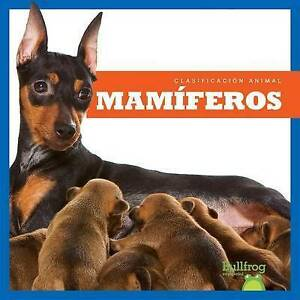 Mamiferos-Mammals-by-Ram-Translations-Paperback