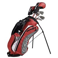 """PING Moxie G (Age 7-12) Height 48-53"""", 6 Club Set (Right-handed)"""