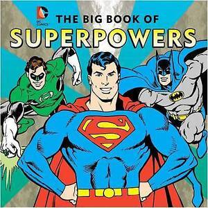 The Big Book of Superpowers By Katz, Morris -Hcover