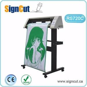 "24"" Vinyl Cutting Plotter with Artcut 2009"