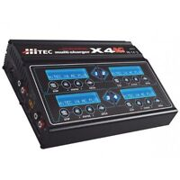Hitec X4 battery charger