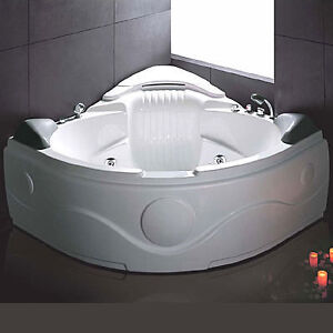AM505 - Whirlpool Bathtub for Two People