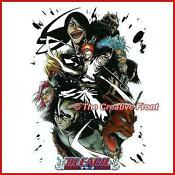 Bleach Anime T Shirt