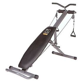 Weider body works pro exercise bench