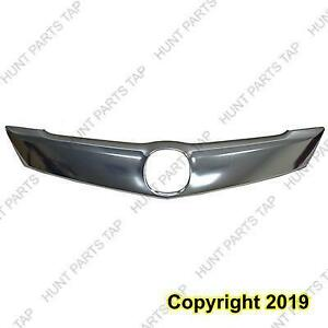 Grille Center Moulding With Adaptive Cruise Acura TLX 2015-2017