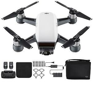 DJI Spark + Fly More Package