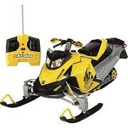 RC Snowmobile