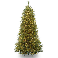 ALL 7.5 FOOT PRE-LIT CHRISTMAS TREES... ON SALE FOR $100