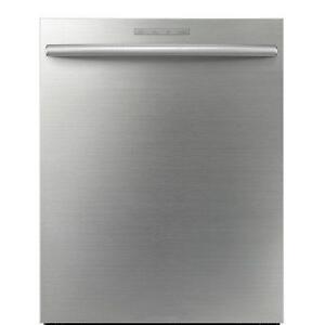 Lave-vaisselle encastré de 24 po à commandes entièreme