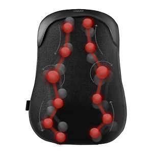 Naipo Back Massage Cushion with Kneading and Heat