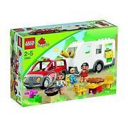 Lego Wohnwagen