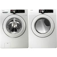 Samsung VRT frontloading washer and dryer