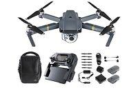 Dji Mavic pro amazing drone