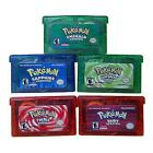 Pokemon FireRed Game DS