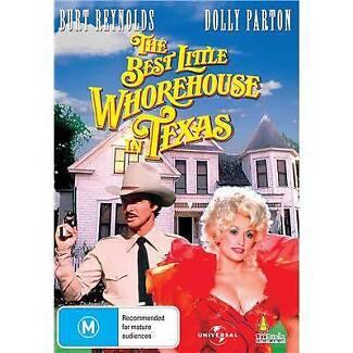 The Best Little Whorehouse in Texas DVD