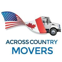ACROSS COUNTRY MOVERS