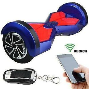 SPECIAL HOVERBOARD SCOOTER SEGWAY EBOARD BLUETOOTH