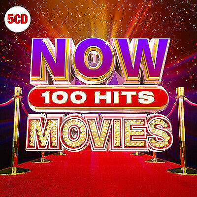Now 100 Hits Movies